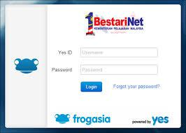 LOG IN FROG VLE ANDA
