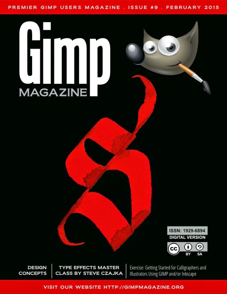 Descargar Gimp Magazine número 9.