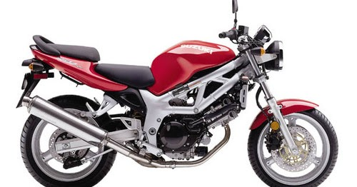 Suzuki Sv650 Motorcycle 1999