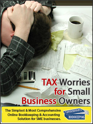 Tax Worries for Small Business Owners