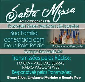 Rádio Pascom - Ao vivo!
