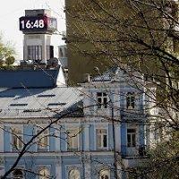 Весенняя фотопрогулка по Киеву