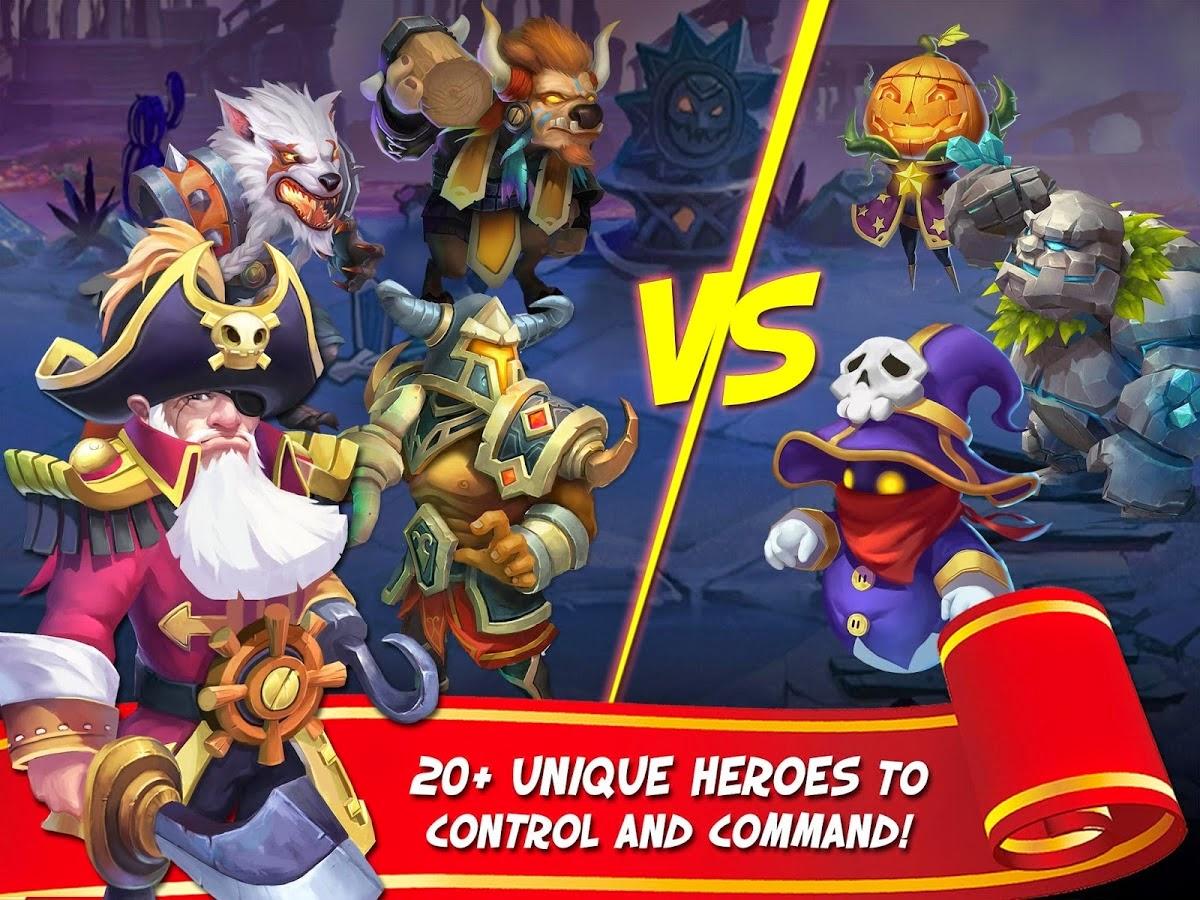 castle clash 1 2 69 mod apk unlimited everything magicaldroid