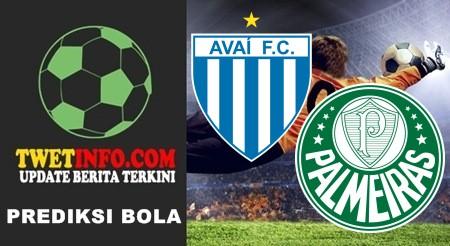 Prediksi Avai vs Palmeiras