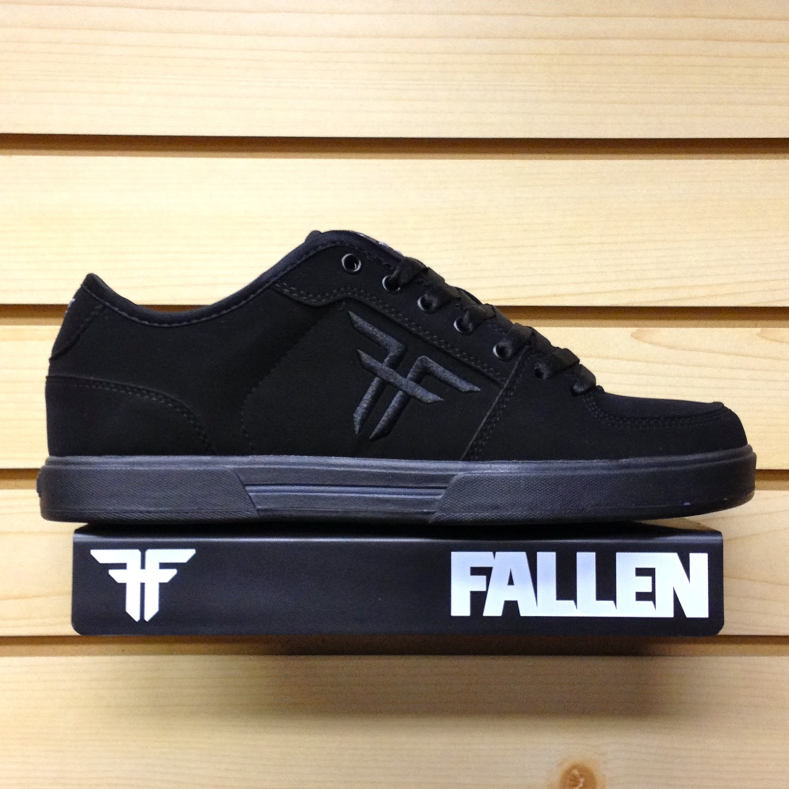 Fallen is a company owned by a professional skateboarder, and Fallen Skate Shoes are made for the serious skater who wants to look good. The shoes come with a reinforced Ollie zone for serious protection, and the outstanding styles look anything but lame.