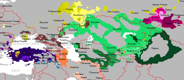 Ethnic Groups In Eastern Europe