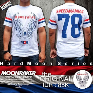 Baju Moonraker Indonesia