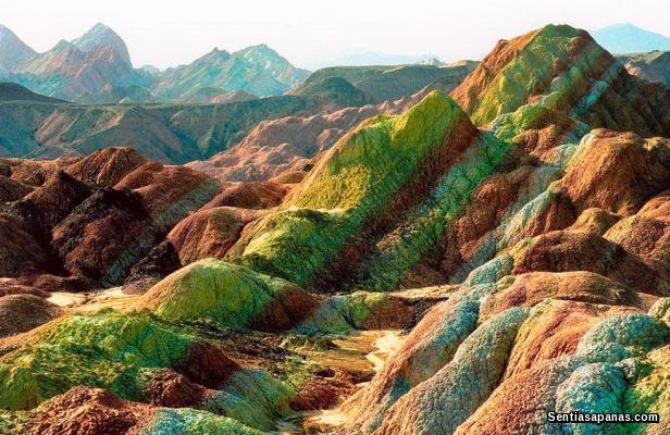 Rainbow Mountain China [3]