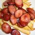 Nutricionista: La salchichapa no es mala pero debes añadirle una ensalada
