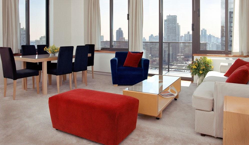 Clique Nova York Apartamento Flat Hotel Em Ny The Marmara