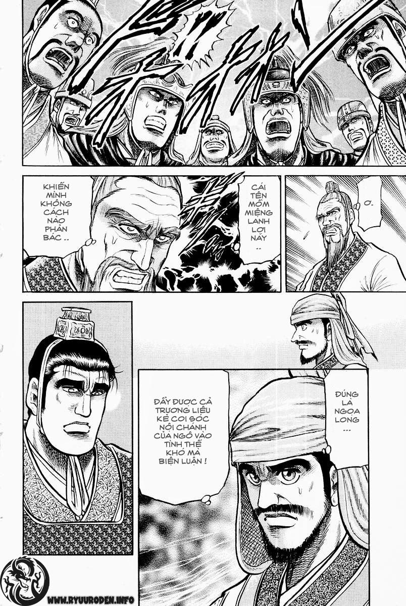 Chú Bé Rồng - Ryuuroden chap 31 - Trang 14