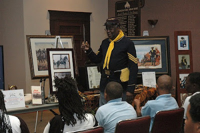 Buffalo Soldier photo