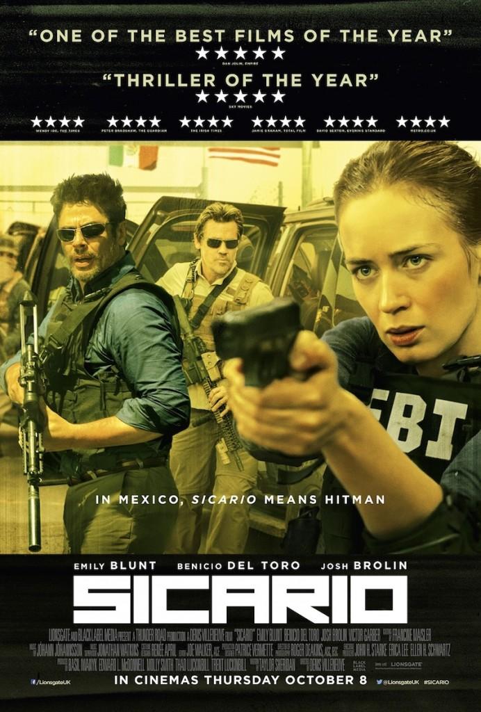 Watch Sicario (2015)