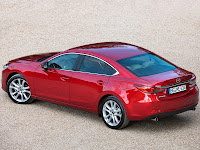 2013 Mazda 6 Sedan japanese car photos 5