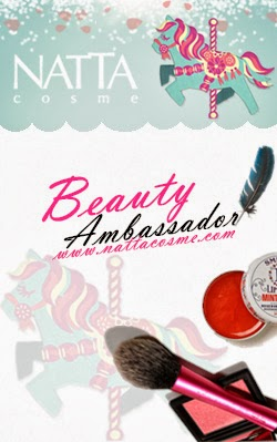 Natta Cosme Beauty Ambassador ❤