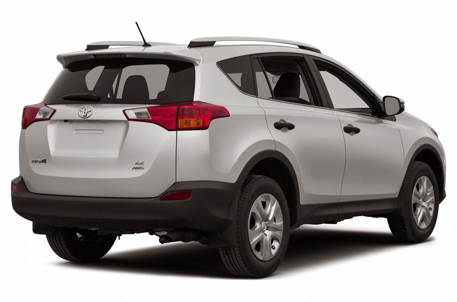 Toyota Rav4 2014 | Autos Weblog