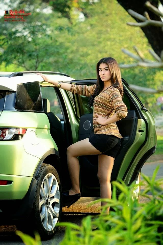 sexy myanmar model Htet Nu Nu Shein