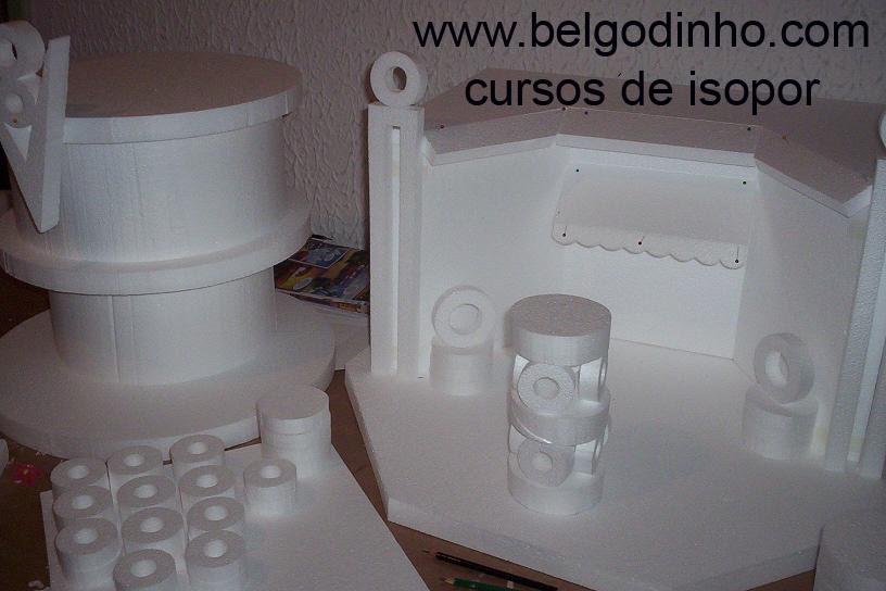 bel godinho arte em isopor criatividade em esculturas com isopor. Black Bedroom Furniture Sets. Home Design Ideas
