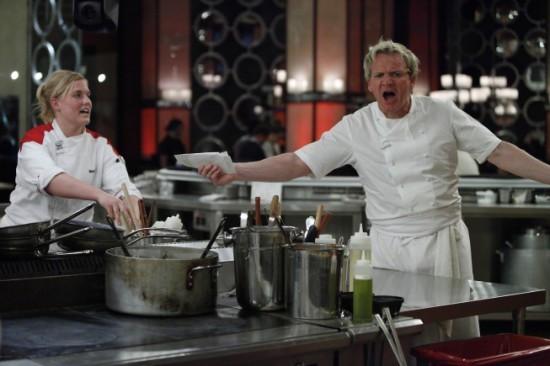 Hells kitchen season 9 episode 2 jigsaw 39 s lair for Hell s kitchen season 16 cast