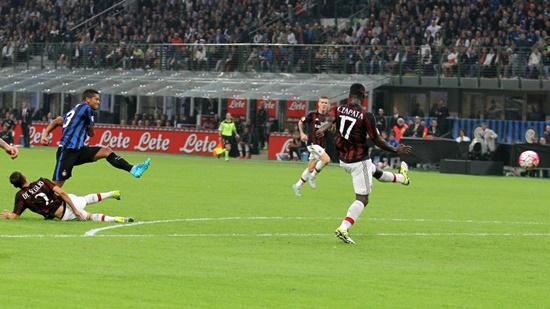 Internazionale 1 x 0 Milan - Campeonato Italiano(Calcio) 2015/16