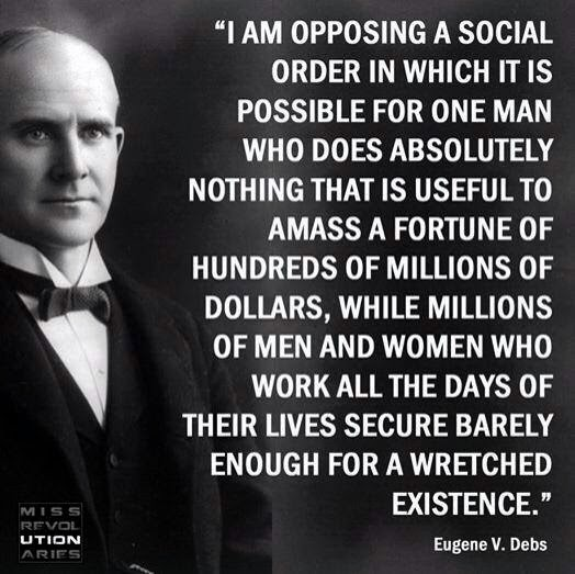 Eugene V. Debs