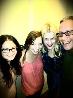 Empty Frame Podcast Episode 15 with Rebecca Leib, Jill Czarnowski, Amanda Tate, Darrin Yalacki empty-frame.com