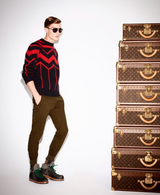 Fusion of effects trendology louis vuitton pre fall 2013 menswear few brands which has a pre fall collection for men and it seems like kim is bringing back some of the best elements from fw 2012 to this collection voltagebd Gallery