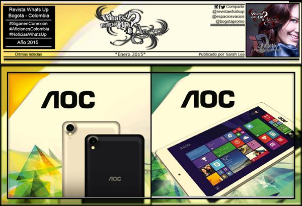 AOC-presenta-nuevos-teléfonos-inteligentes-tabletas-2015