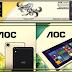 AOC presenta sus nuevos teléfonos inteligentes y tabletas para 2015