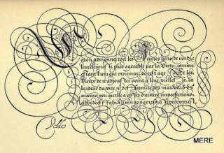 Manucristo en fondo  sepia