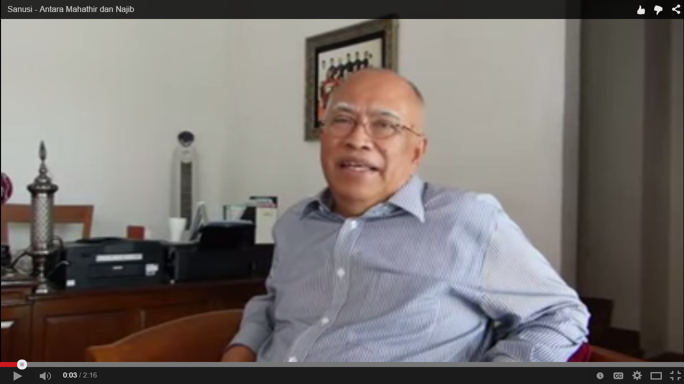 Apa kata Teguran Mahathir Benar?