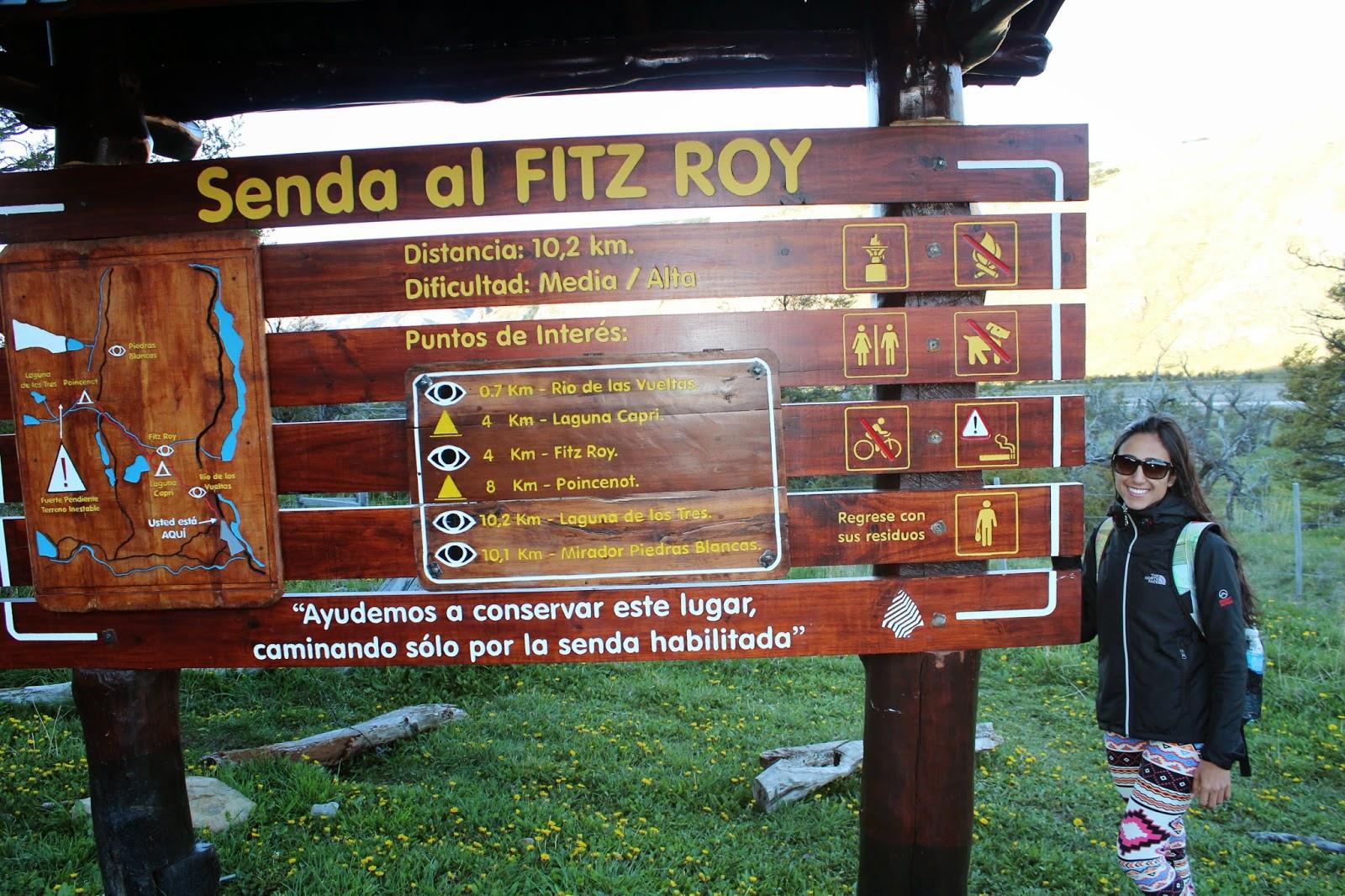 el chaltén Fitz Roy