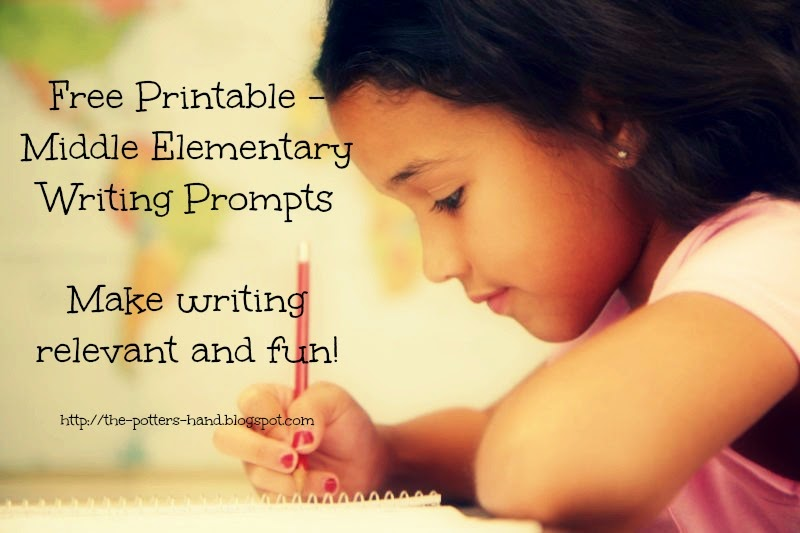 http://www.scribd.com/doc/235641592/Middle-Elementary-Writing-Prompts