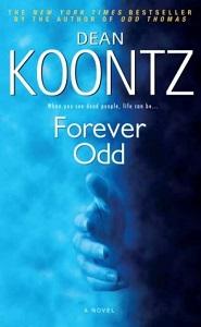 Portada original de Forever Odd, de Dean Koontz