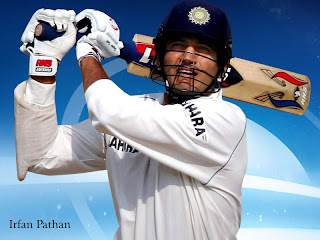 Indian Cricketer Irfan Pathan Wallpaper