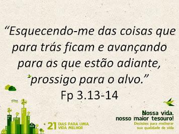 2019  - PROSSIGO PARA O ALVO