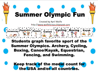 Photo of Summer Olympic Fun