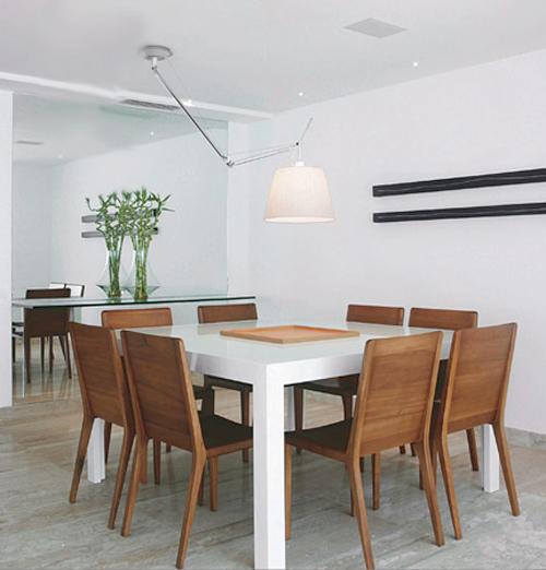 luz 3 Dicas para Iluminação da Sala de Jantar