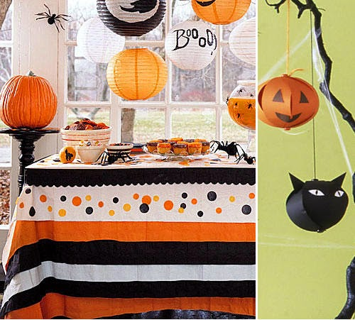 Lovepops semana tem tica halloween decoraci n fiesta de for Decoracion mesa halloween