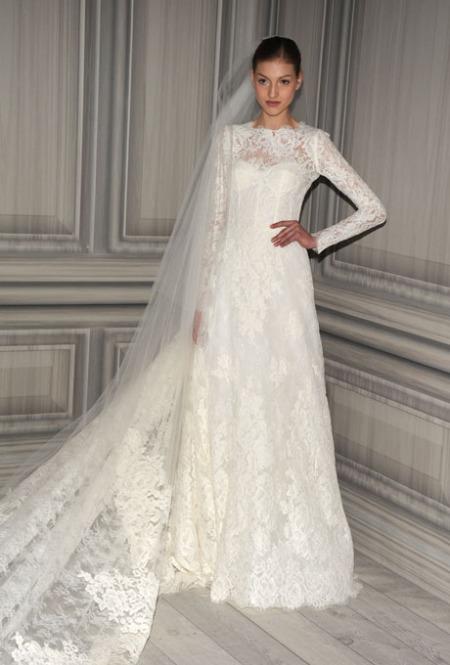 Designer Wedding Gowns 2015