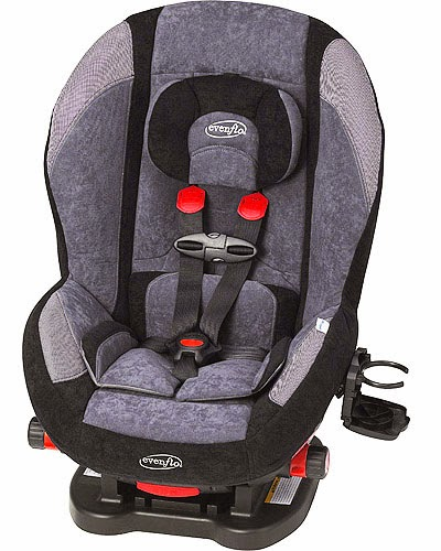 evenflo car seat cover image