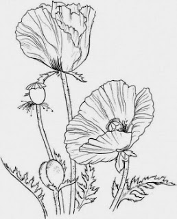 printable oriental coloring pages