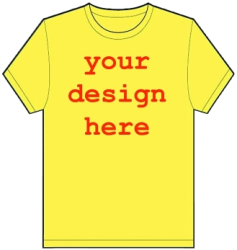 Create your own personalized t shirt locally made Printing your own t shirts