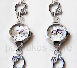 Jam Tangan Hello Kitty