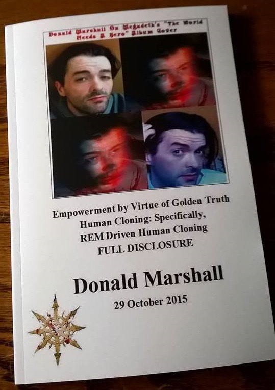 Donald Marshall Books