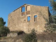 Façana de llevant de Cal Marianó