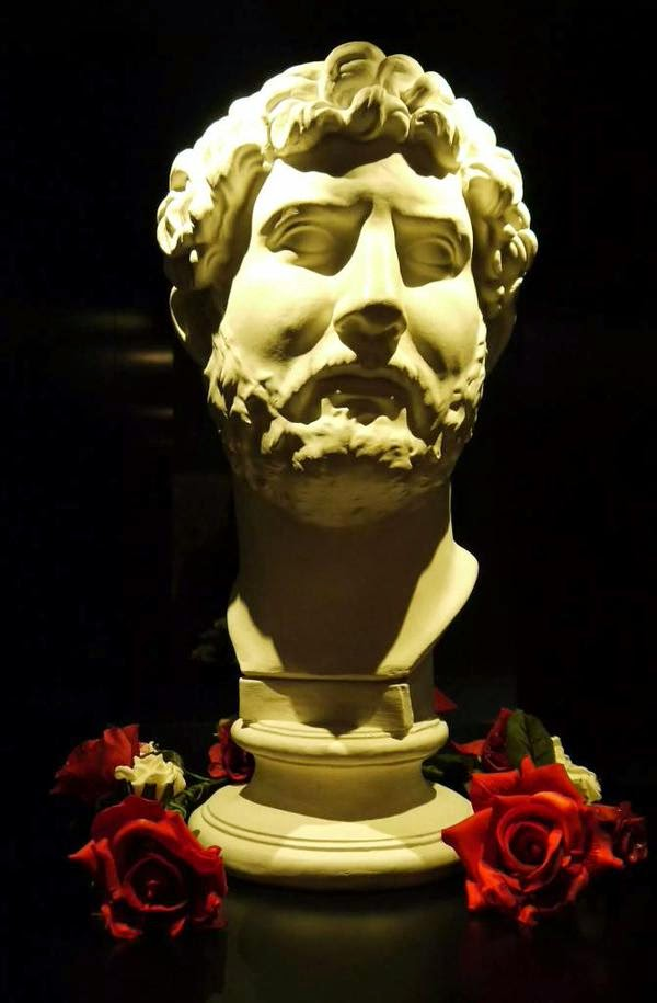 Hadrian and antinous homosexual adoption