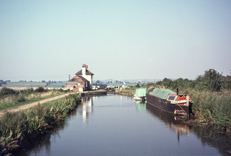 Foxton Top Lock