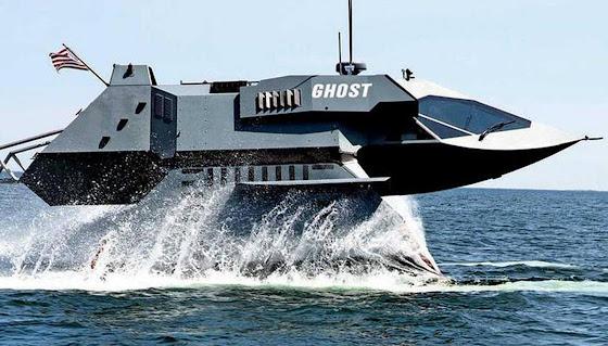 Navy GHOST