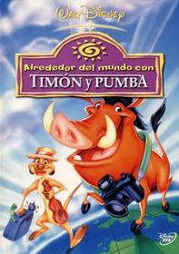 descargar Alrededor del mundo con Timón y Pumba – DVDRIP LATINO